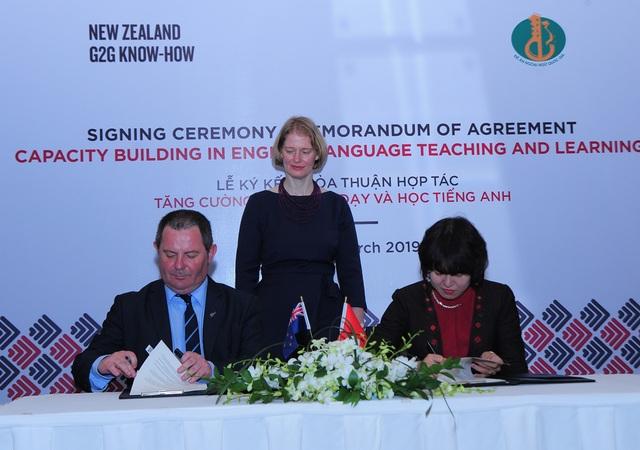 Việt Nam và New Zealand đặt dấu mốc mới trong hợp tác giáo dục - 1