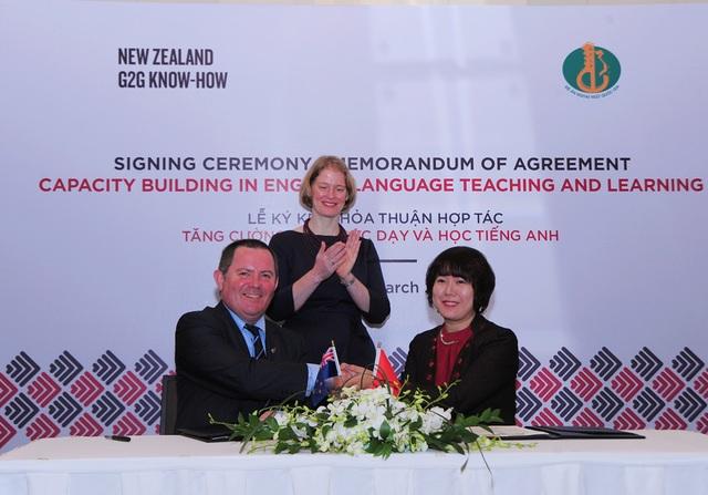 Việt Nam và New Zealand đặt dấu mốc mới trong hợp tác giáo dục - 2