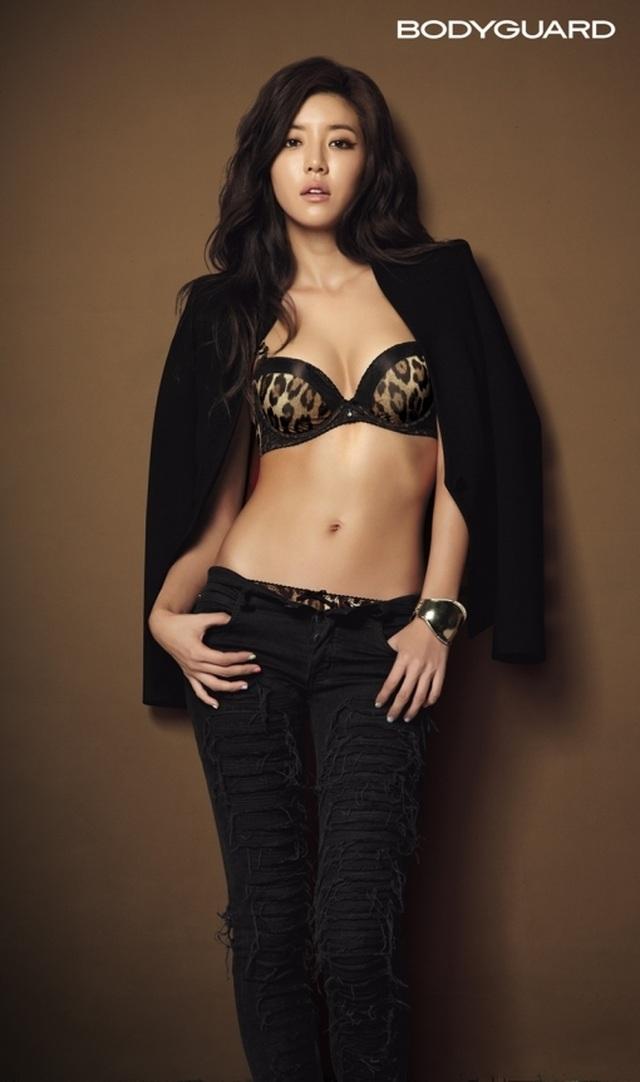 Mỹ nhân xinh đẹp bị dư luận chỉ trích và sảnh sát thẩm vấn vì liên quan tới scandal của Seungri - 4