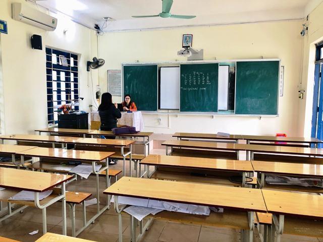 Phải chuyển sang học tại cơ sở khác, hơn 500 học sinh đồng loạt nghỉ học - 2