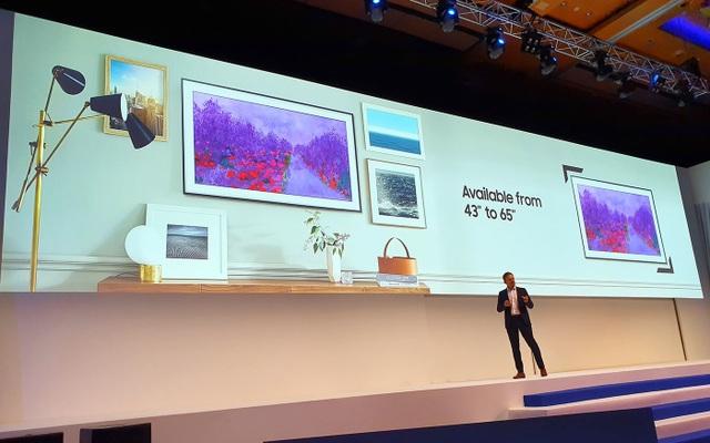 Samsung tung loạt TV QLED 8K và 4K khủng tại SEAO 2019 - 8