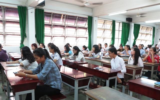 Trường ĐH Văn Hiến xét tuyển bằng kết quả thi đánh giá năng lực của ĐHQG TPHCM - 1