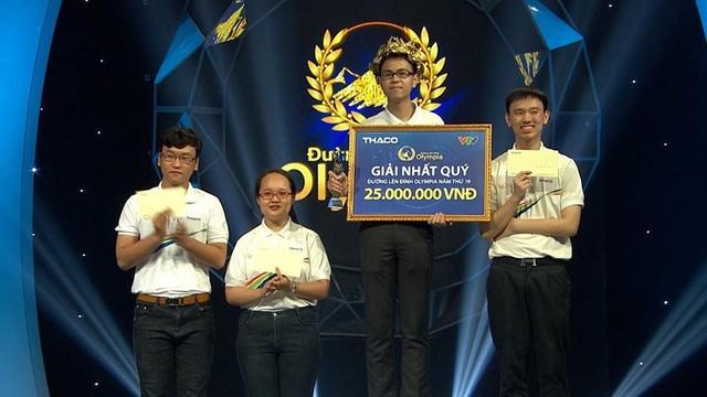 Nam sinh đầu tiên vào Chung kết năm Olympia 2019 được đề cử Thanh thiếu niên tiêu biểu tỉnh Nghệ An - 1