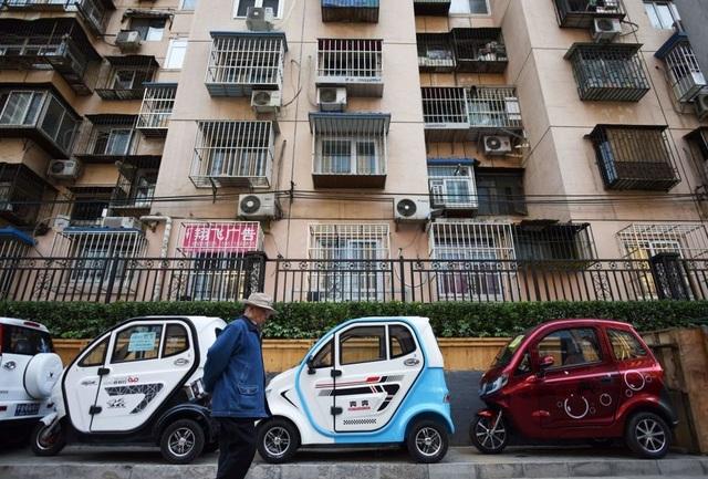 Vì sao nhiều người Trung Quốc hối hận vì đã mua xe chạy điện? - 1