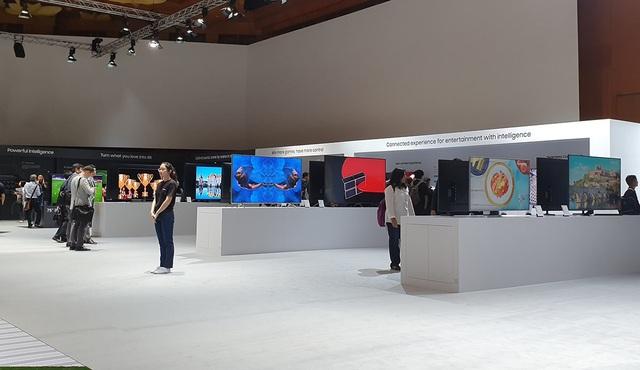 Samsung tung loạt TV QLED 8K và 4K khủng tại SEAO 2019 - 6