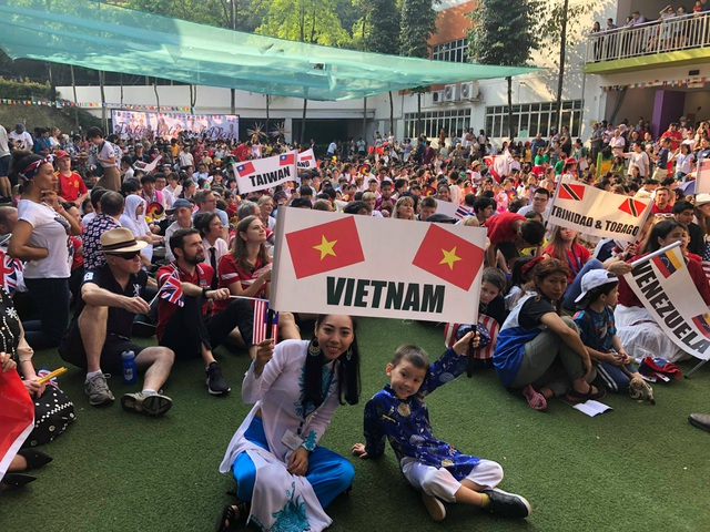 Đặc sắc ngày hội học sinh trường quốc tế có 54 quốc tịch - 3