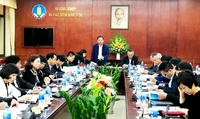 Bo truong Nguyen Xuan Cuong