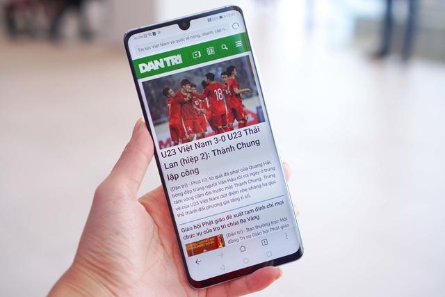 Smartphone cam khủng nhất thế giới ra mắt ở Việt Nam với giá 22,9 triệu đồng - 4