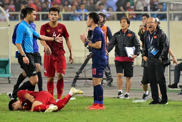 Những cảm xúc đặc biệt của HLV Park Hang Seo trong trận thắng đậm U23 Thái Lan - 5