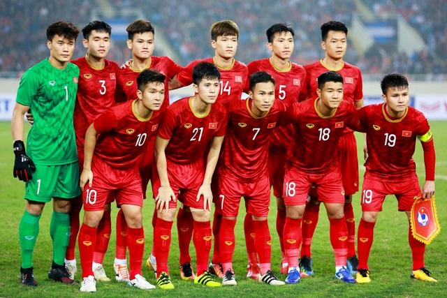 Những cảm xúc đặc biệt của HLV Park Hang Seo trong trận thắng đậm U23 Thái Lan - 1