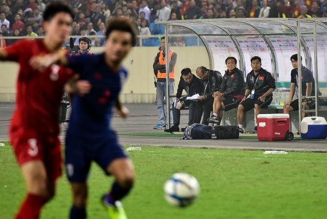 Những cảm xúc đặc biệt của HLV Park Hang Seo trong trận thắng đậm U23 Thái Lan - 4