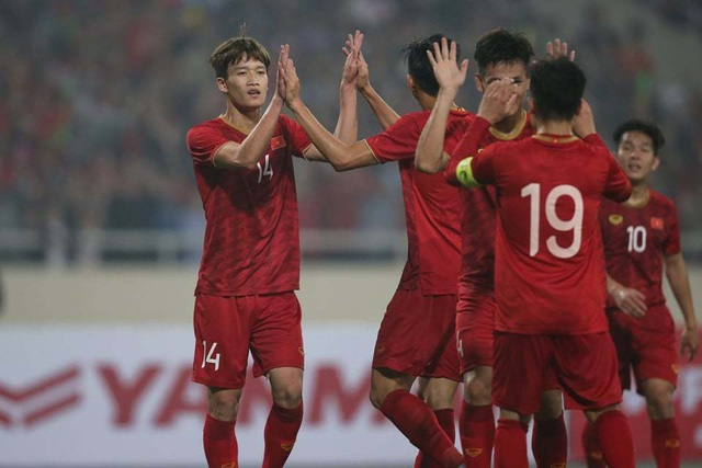 """Nhìn lại trận thắng """"4 sao"""" của U23 Việt Nam trước U23 Thái Lan - 12"""