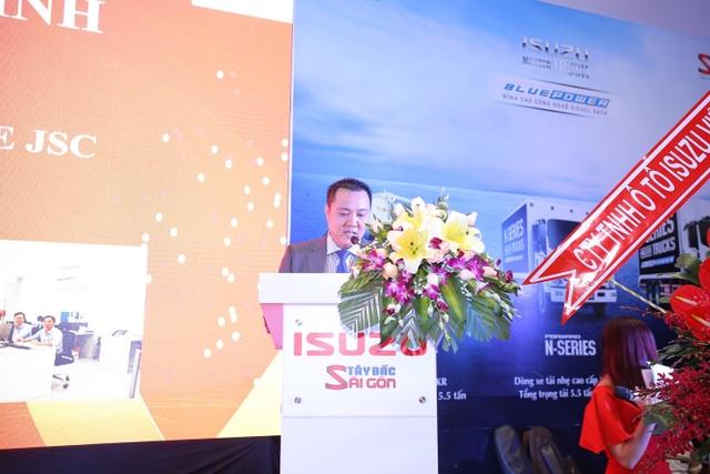 Khai trương đại lý xe thương mại Isuzu i-Trucks Tây Bắc Sài Gòn - 4