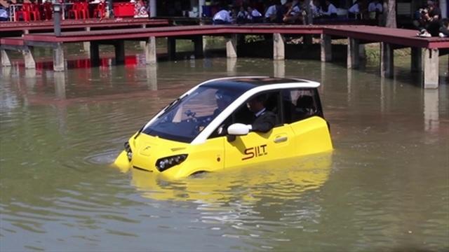 Nhật bán ôtô lội nước tại Việt Nam: Showroom ngóng trông nhưng... - 1
