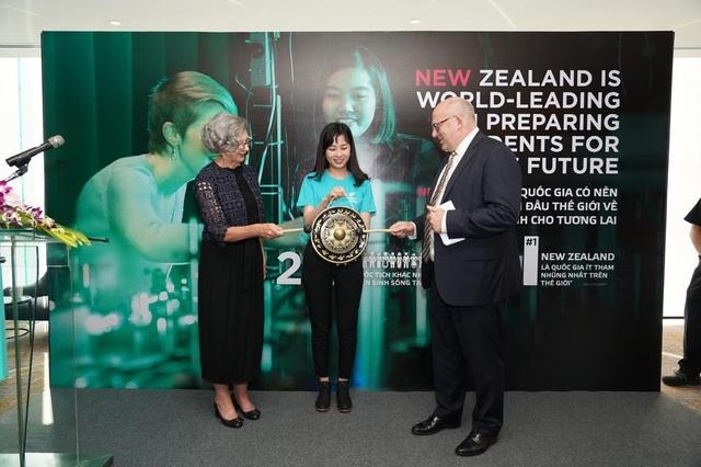 50 đại học hàng đầu New Zealand cung cấp thông tin, cơ hội du học cho học sinh Việt - 1