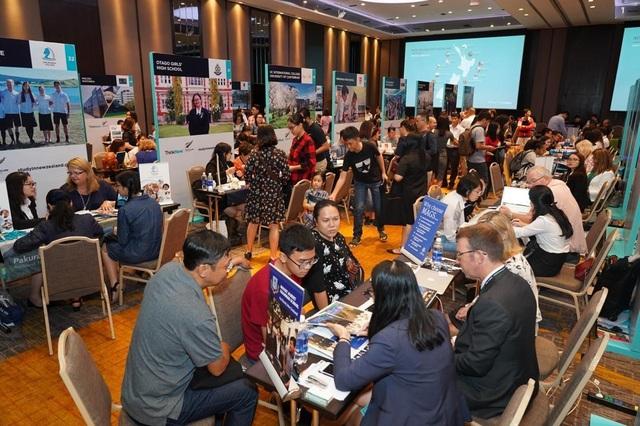 50 đại học hàng đầu New Zealand cung cấp thông tin, cơ hội du học cho học sinh Việt - 3