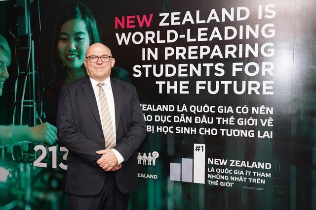 50 đại học hàng đầu New Zealand cung cấp thông tin, cơ hội du học cho học sinh Việt - 4