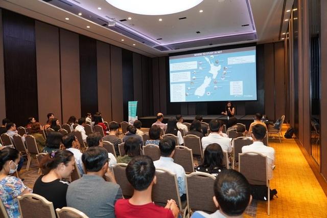 50 đại học hàng đầu New Zealand cung cấp thông tin, cơ hội du học cho học sinh Việt - 6