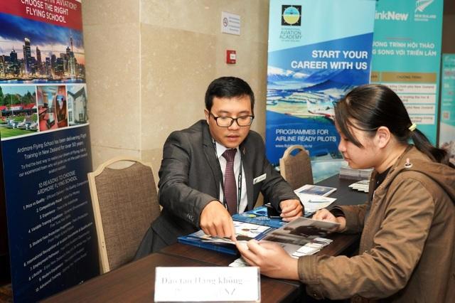 50 đại học hàng đầu New Zealand cung cấp thông tin, cơ hội du học cho học sinh Việt - 7