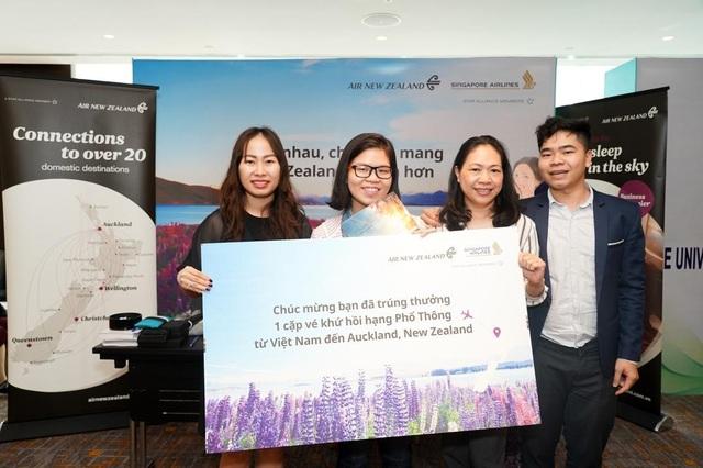 50 đại học hàng đầu New Zealand cung cấp thông tin, cơ hội du học cho học sinh Việt - 8