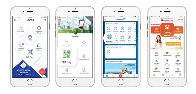Ngân hàng đồng loạt đẩy mạnh thanh toán QR Pay, lợi nhất người dùng - 2