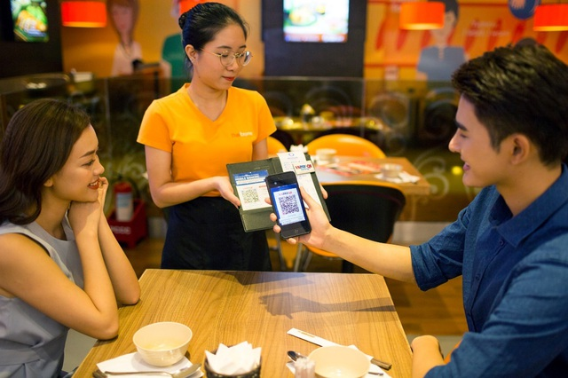 Ngân hàng đồng loạt đẩy mạnh thanh toán QR Pay, lợi nhất người dùng - 3