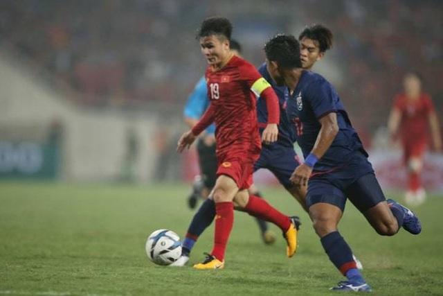 """Nhìn lại trận thắng """"4 sao"""" của U23 Việt Nam trước U23 Thái Lan - 11"""