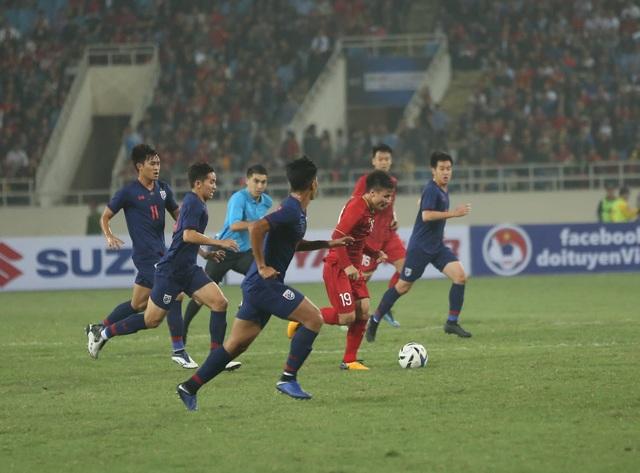 Chiến thắng lịch sử và vị thế thay đổi giữa bóng đá Việt Nam với Thái Lan - 1