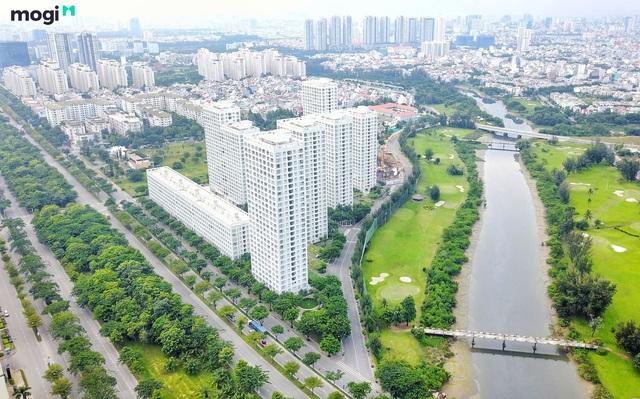 """""""Mua nhà, nhận vàng"""" - Saigon Intela tiếp tục hút khách  - 1"""