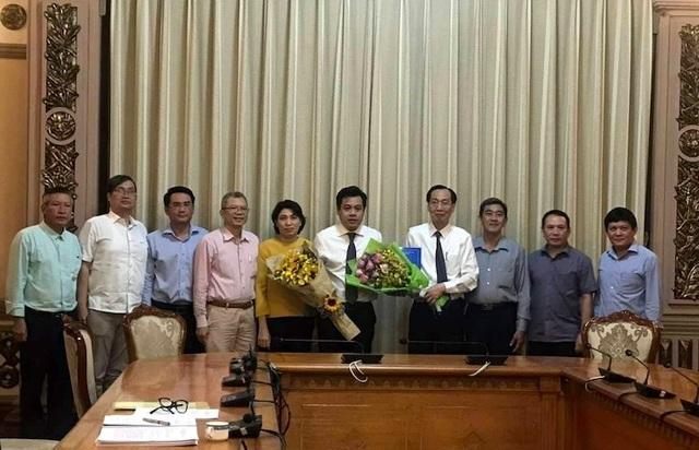 Sở Kế hoạch - Đầu tư TPHCM có tân Phó Giám đốc, vẫn khuyết chức danh Giám đốc - 2