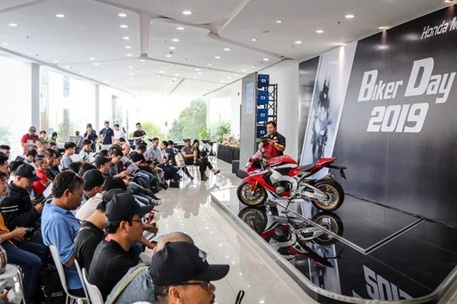 Ngày hội trải nghiệm môtô phân phối lớn đầu tiên của Honda tại Việt Nam - 1
