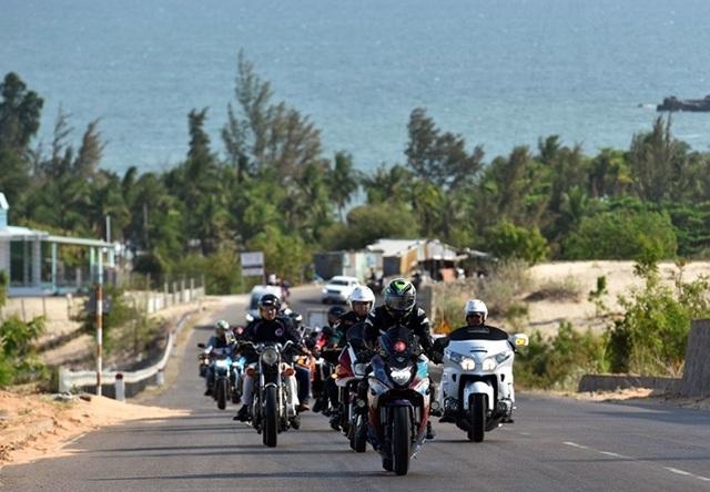 Ngày hội trải nghiệm môtô phân phối lớn đầu tiên của Honda tại Việt Nam - 3