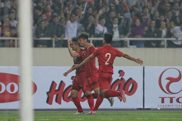 """Nhìn lại trận thắng """"4 sao"""" của U23 Việt Nam trước U23 Thái Lan - 16"""