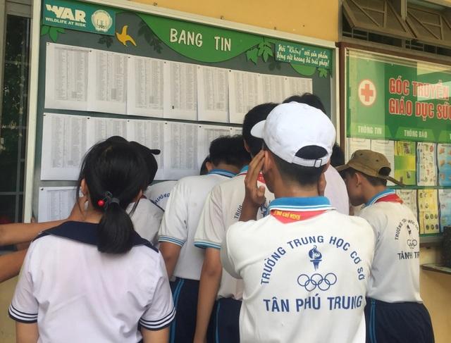 Hơn 3 vạn học sinh TPHCM không có cửa vào lớp 10 công lập: Con trẻ hoảng, phụ huynh lo - 1