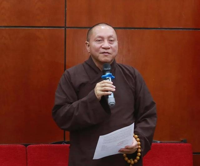 Trụ trì chùa Ba Vàng bị đề xuất tạm đình chỉ những chức vụ gì trong Giáo hội? - 1