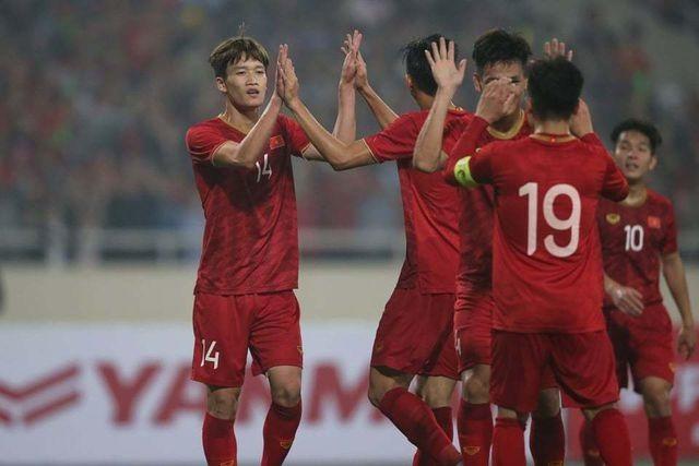 """Dân mạng """"bùng nổ"""" sau chiến thắng tưng bừng của U23 Việt Nam trước Thái Lan - 1"""
