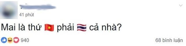 """Dân mạng """"bùng nổ"""" sau chiến thắng tưng bừng của U23 Việt Nam trước Thái Lan - 2"""