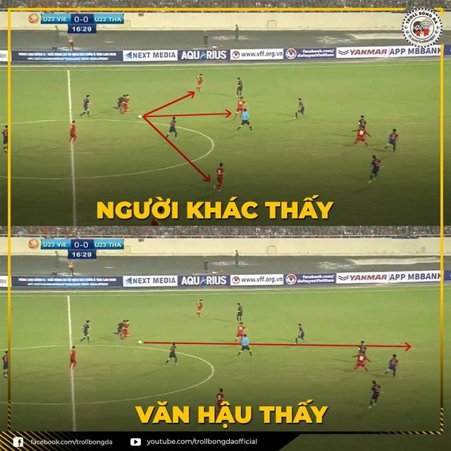 """Dân mạng """"bùng nổ"""" sau chiến thắng tưng bừng của U23 Việt Nam trước Thái Lan - 3"""