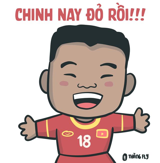 """Dân mạng """"bùng nổ"""" sau chiến thắng tưng bừng của U23 Việt Nam trước Thái Lan - 6"""