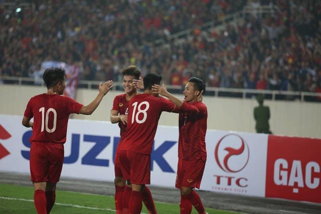 Thắng đậm U23 Thái Lan 4-0, U23 Việt Nam cho thấy tương lai đầy hứa hẹn - 1
