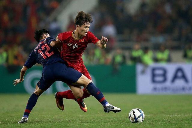 Chiến thắng lịch sử và vị thế thay đổi giữa bóng đá Việt Nam với Thái Lan - 2
