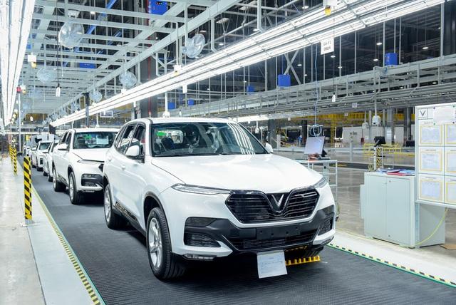 """Kỹ sư trưởng dòng xe Lux: """"VinFast thử nghiệm xe theo tiêu chuẩn cao nhất thế giới - 3"""