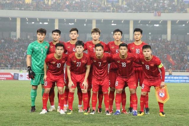 """Nhìn lại trận thắng """"4 sao"""" của U23 Việt Nam trước U23 Thái Lan - 4"""