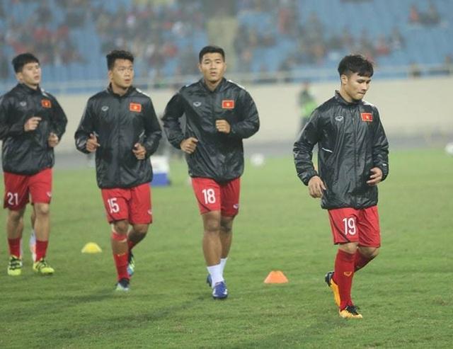 """Nhìn lại trận thắng """"4 sao"""" của U23 Việt Nam trước U23 Thái Lan - 1"""