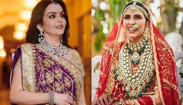 Tỷ phú giàu nhất Ấn Độ tặng con dâu quà cưới hơn nghìn tỷ đồng - 1