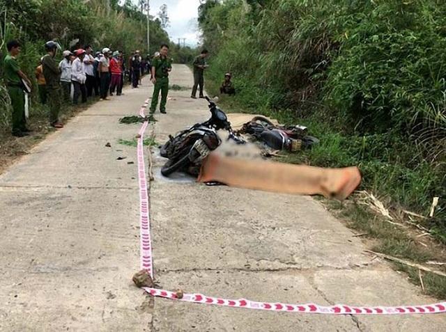 Thiếu niên 16 tuổi gây tai nạn liên hoàn làm 2 người chết, 5 người bị thương - 1