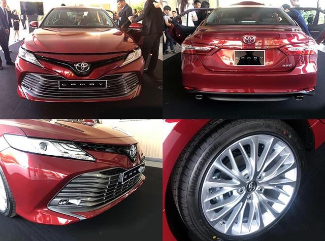 Toyota Việt Nam dừng lắp ráp Camry, chuyển sang nhập khẩu từ Thái Lan - 1