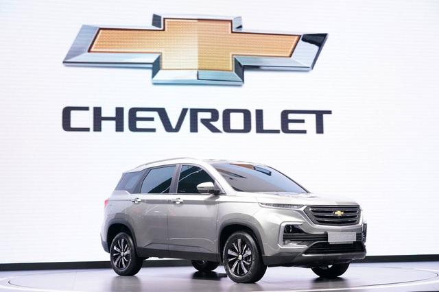 Chevrolet Captiva thế hệ mới chính thức ra mắt - 1