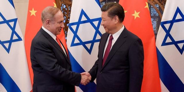 Trung Quốc bị nghi do thám Israel để đánh cắp bí mật quân sự Mỹ - 1