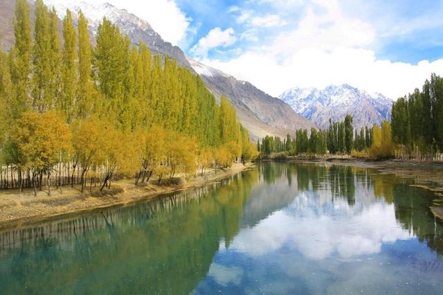Pakistan - Vùng đất bất an đầy quyến rũ qua bộ ảnh của du khách Việt - 2